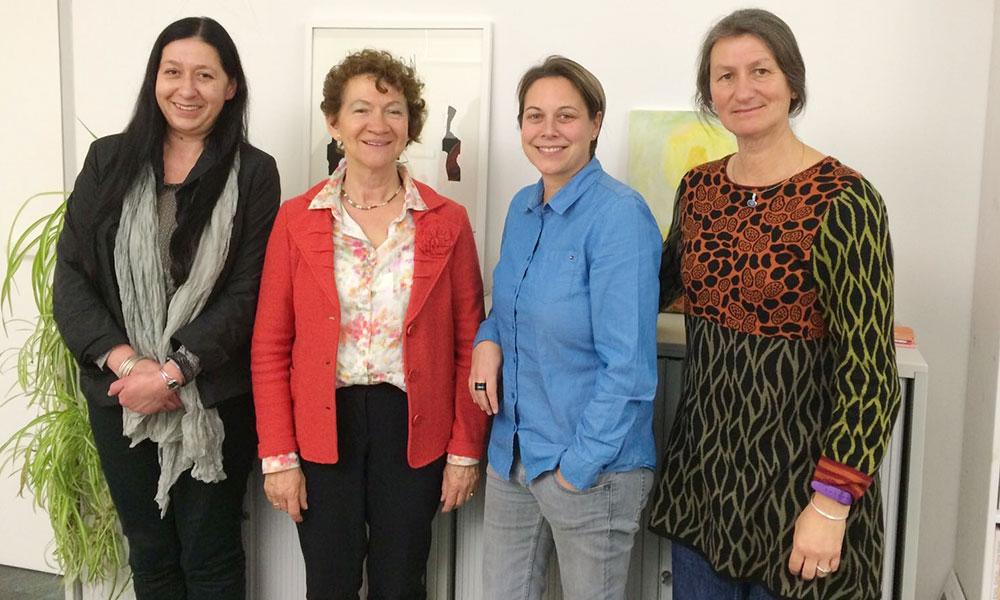 Dorothea Wehinger zu Gast bei Lagaya